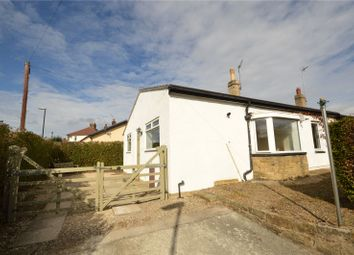 Thumbnail 3 bed semi-detached bungalow for sale in Back Lane, Guiseley, Leeds, West Yorkshire