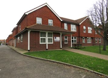 Thumbnail 1 bed property for sale in Gainsborough Lodge, South Farm Road, Broadwater, Worthing