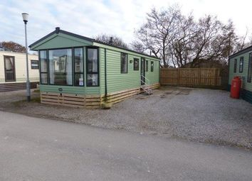 Thumbnail 2 bed mobile/park home for sale in Westgate Road, Arnside, Morecambe, Lancashire