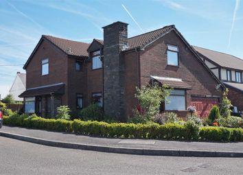 Thumbnail 4 bed detached house for sale in Ffordd-Y-Morfa, Black Lion Road, Gorslas, Llanelli