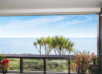 Thumbnail 2 bed flat for sale in Devington Court, Falmouth, Cornwall