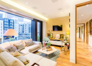 Thumbnail 2 bed flat for sale in Roman House, City