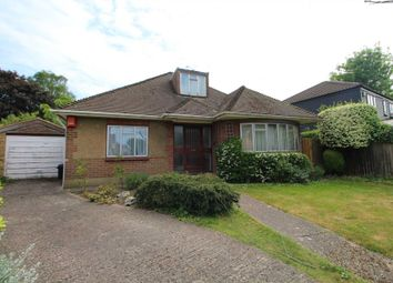 Thumbnail 3 bed detached bungalow for sale in St. Johns Avenue, Warley, Brentwood