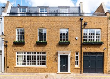 Thumbnail 3 bed mews house for sale in Coleherne Mews, London