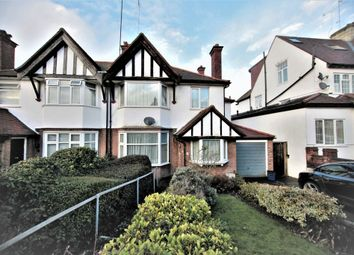 Thumbnail 4 bed semi-detached house for sale in Monkville Avenue, Golders Green
