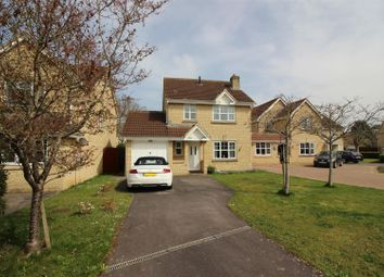 Thumbnail 3 bed detached house for sale in Redwing Avenue, Chippenham