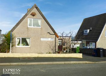 Thumbnail 3 bedroom detached bungalow for sale in Harbour View Estate, Holyhead, Anglesey