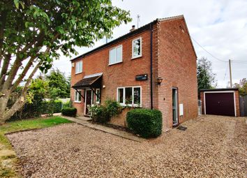 Thumbnail 4 bed detached house to rent in The Street, Ringland, Norwich