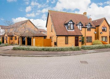 Thumbnail 4 bed detached house for sale in Groombridge, Kents Hill, Milton Keynes