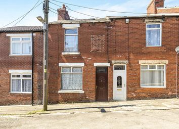 Thumbnail 2 bed terraced house for sale in Standish Street, South Moor, Stanley