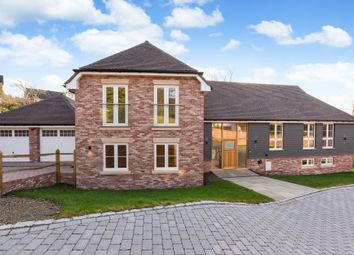 Thumbnail 4 bed detached house for sale in Forest Walk, The Glen, Pamber Heath
