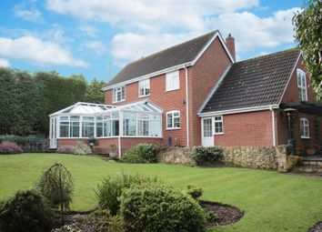 Thumbnail 4 bed detached house for sale in Norton Juxta Twycross, Warwickshire