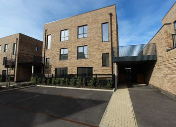 Thumbnail 3 bed town house for sale in The Boulevard, Alconbury Weald, Huntingdon