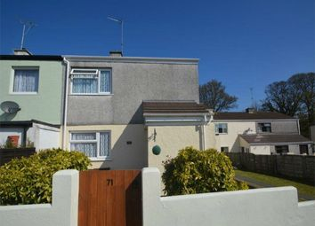 Thumbnail 2 bed end terrace house for sale in Rosedale Road, Truro, Cornwall