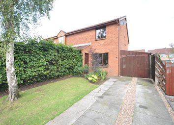 Thumbnail 3 bed semi-detached house for sale in Millerfield, Lea, Preston, Lancashire