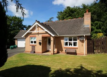 Thumbnail 2 bed detached bungalow for sale in Sidari, 11 Larch Drive, Stanwix, Carlisle, Cumbria