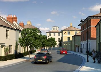 Thumbnail 4 bed semi-detached house for sale in Reeve Street, Poundbury, Dorchester