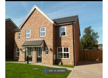 Thumbnail 3 bed semi-detached house to rent in Wistaston, Wistaston