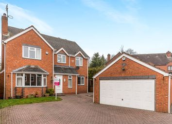 Thumbnail 6 bedroom detached house for sale in Badgery Close, Greenacres Drive, Uttoxeter