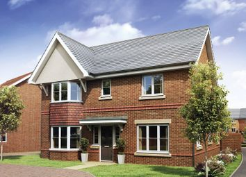 Thumbnail 4 bedroom detached house for sale in Mill Lane, Calcot, Reading