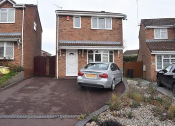 Thumbnail 3 bed detached house for sale in Browning Close, Galley Common, Nuneaton