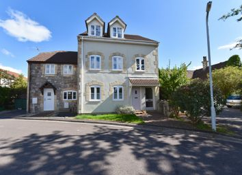 Thumbnail 1 bed flat for sale in Old Station Close, Cheddar