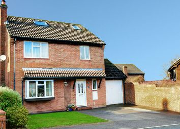 Thumbnail 5 bed detached house for sale in Poveys Mead, Kingsclere, Newbury