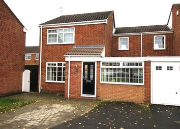 Thumbnail 3 bed semi-detached house to rent in Chichester Grove, Bedlington