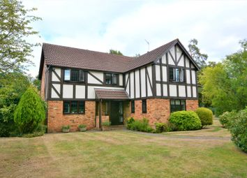 Thumbnail 5 bedroom detached house for sale in Holmbury Avenue, Crowthorne, Berkshire