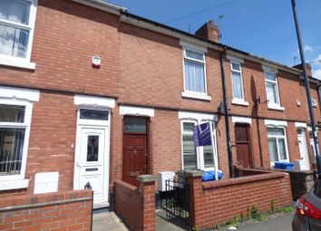 Thumbnail 2 bedroom terraced house to rent in Clarence Road, New Normanton, Derby