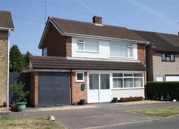Thumbnail 3 bed detached house for sale in Tysoe Hill, Glenfield, Leicester