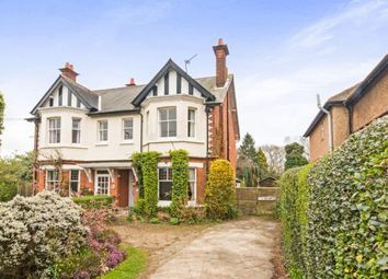 Thumbnail 4 bed semi-detached house for sale in London Road, Hook, Hampshire