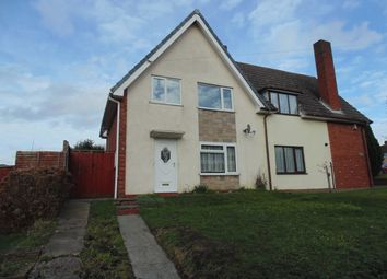 Thumbnail 3 bed semi-detached house to rent in Geston Road, Dudley