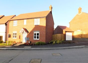 Thumbnail 4 bed detached house for sale in The Smithy At Heathlands, Swepstone Road, Heather