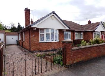 2 bed bungalow for sale in Alexandra Street, Thurmaston, Leicester, Leicestershire LE4