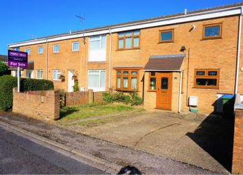 Thumbnail 2 bedroom terraced house for sale in Pembrey Close, Lordshill Southampton