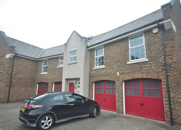 Thumbnail 2 bed mews house to rent in Park Cliff Road, Greenhithe