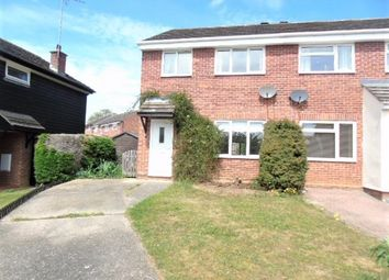 3 bed semi-detached house for sale in Ludbrook Close, Needham Market, Ipswich IP6