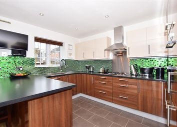 Thumbnail 4 bed link-detached house for sale in Manley Boulevard, Holborough Lakes, Snodland, Kent
