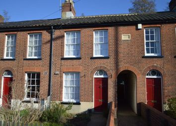 Thumbnail 2 bed terraced house to rent in Magdalen Road, Norwich