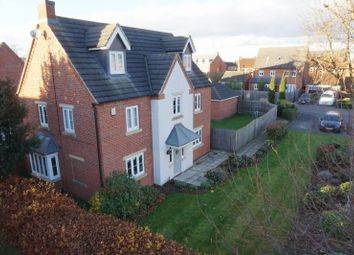 Thumbnail 5 bed detached house for sale in Blackbird Way, Witham St. Hughs, Lincoln