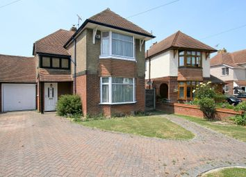 Thumbnail 3 bed link-detached house for sale in Elm Wood Close, Whitstable