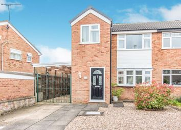 3 bed semi-detached house for sale in Montague Road, Broughton Astley LE9