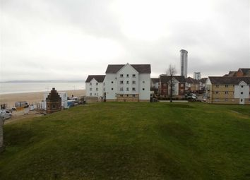 Thumbnail 2 bed flat for sale in St Christopher Court, Marina, Swansea
