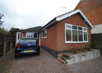Thumbnail 2 bed detached bungalow to rent in Nursery Lane, Quorn, Loughborough