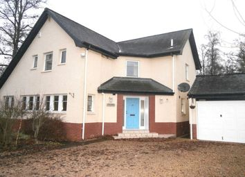 Thumbnail 3 bedroom detached house to rent in Auchterarder
