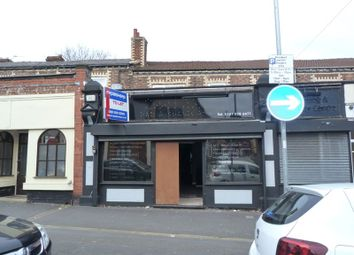 Thumbnail Retail premises for sale in Woodchurch Lane, Birkenhead