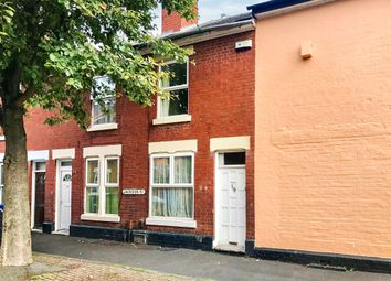 Thumbnail 2 bed terraced house for sale in Jackson Street, Derby