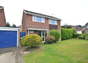 Thumbnail 4 bedroom detached house for sale in Tawfield, Bracknell, Berkshire