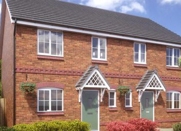 Thumbnail 3 bed end terrace house to rent in Holyoake Road, Worsley, Manchester